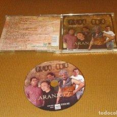 CDs de Música: GRADO PUNTO CERO ( ARANJUEZ ) - CD - ECD 0018 - NO VOY A ESPERAR - ESTO SI ES AMOR - DIME QUE NO .... Lote 97767651