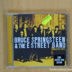 CDs de Música: BRUCE SPRINGSTEEN & THE E STREET BAND - GREATEST HITS - CD. Lote 97857180