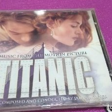 CDs de Música: CD ORIGINAL SOUNDTRACK TITANIC. Lote 97931491