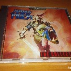 CDs de Música: CD HEAVY DE JUDAS PRIEST - HERO HERO - THE COLLECTION. Lote 97932127