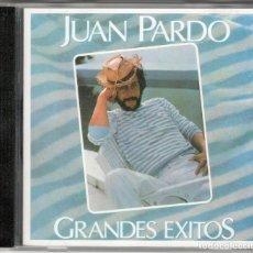 CDs de Música: JUAN PARDO CD GRANDES ÉXITOS 1987 ARIOLA. Lote 142449941