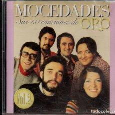 CDs de Música: VESIV CD MOCEDADES SUS 50 CANCIONES DE ORO. Lote 97942171