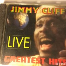 CDs de Música: CD ORIGINAL JIMMY CLIFF LIVE. Lote 97948859