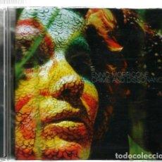 CDs de Música: DOBLE CD ENNIO MORRICONE : CRIME AND DISSONANCE (TEMAS CENTRALES BANDAS SONORAS THRILLERS Y TERROR ). Lote 97963939