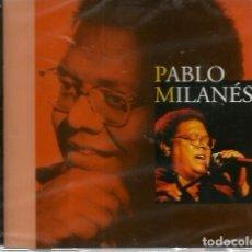 CDs de Música: CD PABLO MILANES ( SUS MEJORES CANCIONES : YOLANDA, YO NO TE PIDO, PARA VIVIR, ETC. Lote 269295958