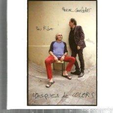 CDs de Música: CD PAU RIBA & PASCAL COMELADE ( MOSQUES DE COLORS + TAXISTA + PEIXET DE PLATA, ETC . Lote 97965619
