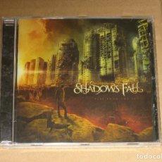 CDs de Música: (SIN ABRIR) SHADOWS FALL - FIRE FROM THE SKY CD (SPINE 707439). Lote 97968899