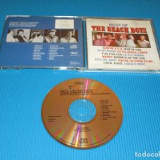 CDs de Música: BEST OF THE BEACH BOYS - CD - D 123946 - CAPITOL - SURFER GIRL - LITTLE HONDA - KISS ME BABY .... Lote 97972403