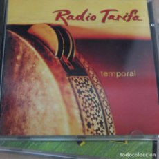 CDs de Música: RADIO TARIFA -TEMPORAL -CD. Lote 97990427