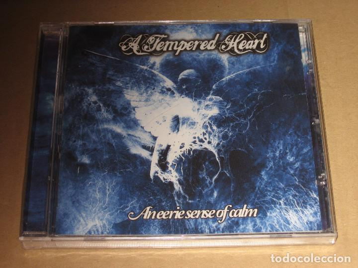 (SIN ABRIR) A TEMPERED HEART - AN EERIE SENSE OF CALM (Música - CD's Heavy Metal)
