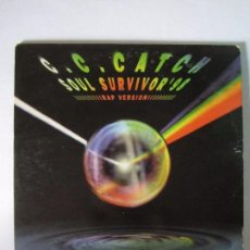 CDs de Música: CD SINGLE C.C.CATCH SOUL SURVIVOR RAP VERSION AÑO 1998. Lote 98008499
