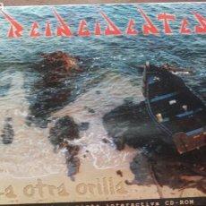 CDs de Música: REINCIDENTES CD. Lote 98045288