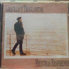 CDs de Música: LOQUILLO Y TROGLODITAS. Lote 98045767