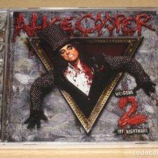 CDs de Música: (SIN ABRIR) ALICE COOPER - WELCOME 2 MY NIGHTMARE. Lote 98060767
