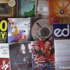 CDs de Música: LOTE 12 CD SINGLES ESKORZO PUFF DADDY KIKO VENENO SIN-PLES AZUCAR MORENO SKA-P LATIN.COM ETC.... Lote 98066679
