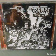 CDs de Música: THE CRAMPS - OFF THE BONE. Lote 98076439