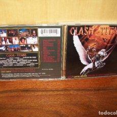 CDs de Música: CLASH OF THE TITANES (LUCHA DE TITANES) - MUSICA DE LAURENCE ROSENTHAL - CD BSO BANDA SONORA. Lote 98090099