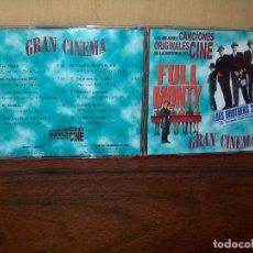 CDs de Música: CANCIONES ORIGINALES DEL CINE - 10 CANCIONES GRAN CINEMA - DVD VOLUMEN 1. Lote 98090147