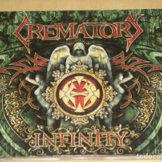 CDs de Música: (SIN ABRIR) CREMATORY - INFINITY (DIGIPACK - EDICIÓN LIMITADA) _(MAS DP0669). Lote 98093071