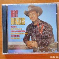 CDs de Música: CD ROY ROGERS - HI HO SILVER (2 CD) (3H). Lote 98121035
