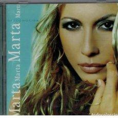 CDs de Música: MARTA SANCHEZ-CD DESCONOCIDA. Lote 98134223