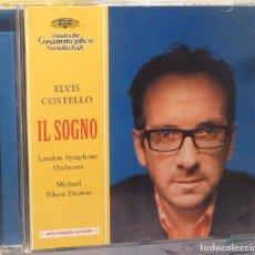 CDs de Música: ELVIS COSTELLO - IL SOGNO. Lote 98099252