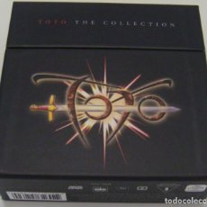 CDs de Música: 7XCD + DVD - TOTO - THE COLLECTION - TOTO. Lote 98137627