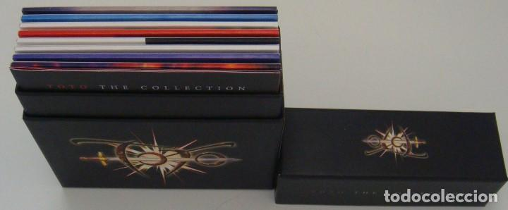 CDs de Música: 7XCD + DVD - TOTO - THE COLLECTION - TOTO - Foto 2 - 98137627