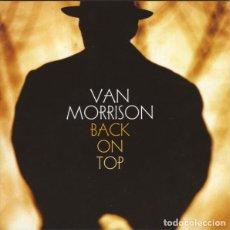 CDs de Música: VAN MORRISON - BACK ON TOP. Lote 98139455