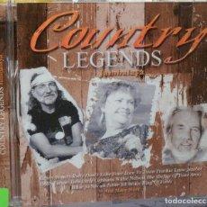 CDs de Música: COUNTRY LEGENDS - JAMBALAYA. Lote 98099122