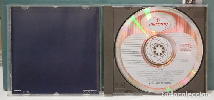 CDs de Música: Kool & The gang. Sweat. Mercury 1989. CD - Foto 2 - 98147527