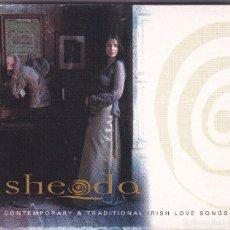 CDs de Música: SHEODA, EDICION INGLESA DEL 2004 DIGIPACK. Lote 98152251