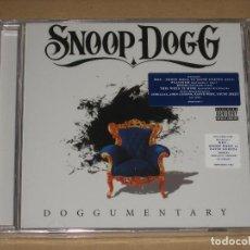 CDs de Música: SNOOP DOGG - DOGGUMENTARY __ CD SIN ABRIR. Lote 98164627