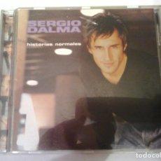 CDs de Música: SERGIO DALMA HISTORIAS NORMALES. Lote 98165603