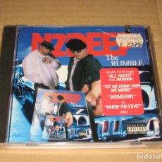 CDs de Música: (SIN ABRIR) N2DEEP - THE RUMBLE (54284-2). Lote 98166383