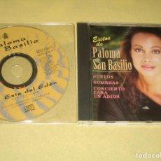 CDs de Música: PALOMA SAN BASILIO - LOTE DE 2 CDS . Lote 98166607