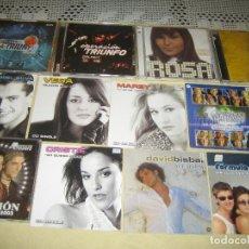 CDs de Música: OT - LOTE CON 21 CDS - VER FOTOS . Lote 98166943