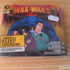 CDs de Música: WAX-WARS - 3 CD PRECINTADO. Lote 98167063