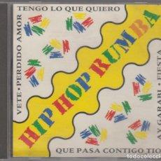CDs de Música: HIP HOP RUMBA CD LOS AMIGOS LOS GRIFFIS CELIA CORTÉS LOS POCHOLOS 1990. Lote 98167259
