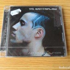 CDs de Música: SANTAFLOW - YO, SANTAFLOW - CD PRECINTADO. Lote 98170383