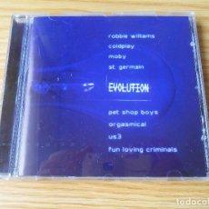 CDs de Música: VARIOS - EVOLUTION - CD. Lote 98172711
