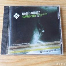 CDs de Música: DARIO NUÑEZ DAVID VÍO - DEFINITION OF US - CD. Lote 98173047