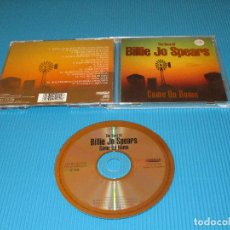 CDs de Música: THE BEST OF BILLIE JO SPEARS ( COME ON HOME ) - MAC CD 224 -EASE THE WANT IN ME - DALLAS - FEVER .... Lote 98191111