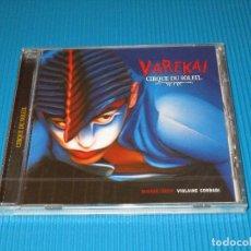 CDs de Música: VAREKAI ( CIRQUE DU SOLEIL ) - CD - NUEVO Y PRECINTADO - MUSIQUE/MUSIC VIOLAINE CORRADI. Lote 98194523