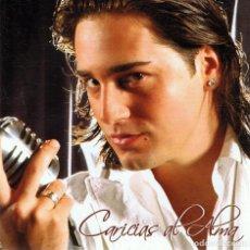 CDs de Música: CD BUSTAMANTE ¨CARICIAS AL ALMA¨. Lote 98201407