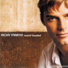CDs de Música: CD RICKY MARTIN ¨SOUND LOADED¨. Lote 98201835