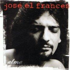 CDs de Música: CD JOSÉ EL FRANCÉS ¨ALMA¨. Lote 98201975