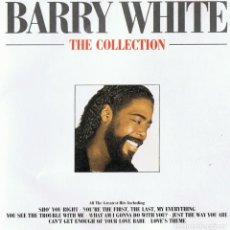 CDs de Música: CD BARRY WHITE ¨THE COLLECTION¨. Lote 98202303