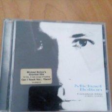 CDs de Música: MICHAEL BOLTON GREATEST HITS 1985-1995 CD. Lote 98216079