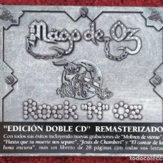 CDs de Música: MAGO DE OZ (ROCK N OZ) 2 CD'S 2006. Lote 175894825